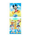 40-DMKFRS - Disney Mickey & Friends Stickers in folders (300 ct.) w/Free Display Card