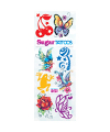 40-SUGT12 - Sugar Tattoos Series 12 in folders (300 ct.) w/ Free Display Card