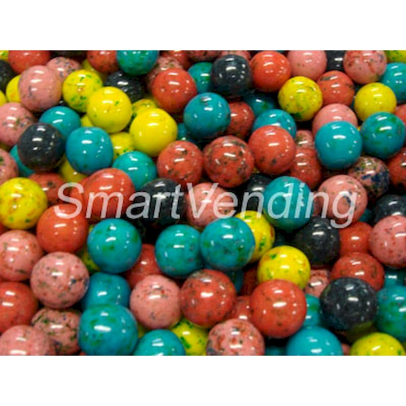 "4116 - Blots Berry Flavored Gumballs Bulk 1"" (850 ct.) 14.17 lbs. Net Wgt"