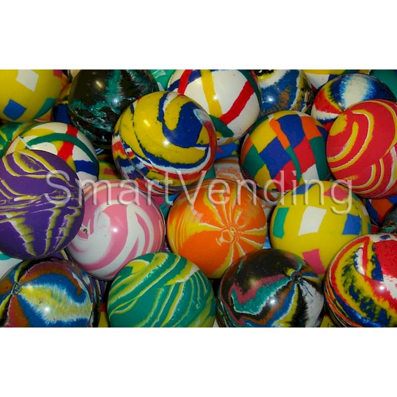 45MM - 45mm Mixed Bouncy Balls (50 ct. Bag)
