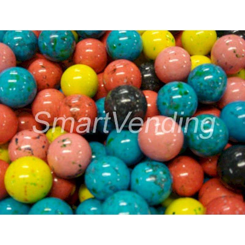 "4724 - Blots 1"" Jawbreakers w/Gum Center Bulk (850 ct.) 24.29 lbs. Net Wgt"