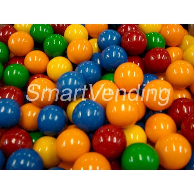 "4898 - Thunderbolts (Sour Filled) Gumballs Bulk 1"" (850 ct.) 20.24 lbs."