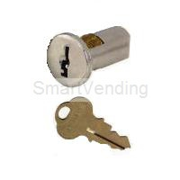 5-000-8 - Northwestern Compatible Lock & Key for Most Popular Bulk Vendors