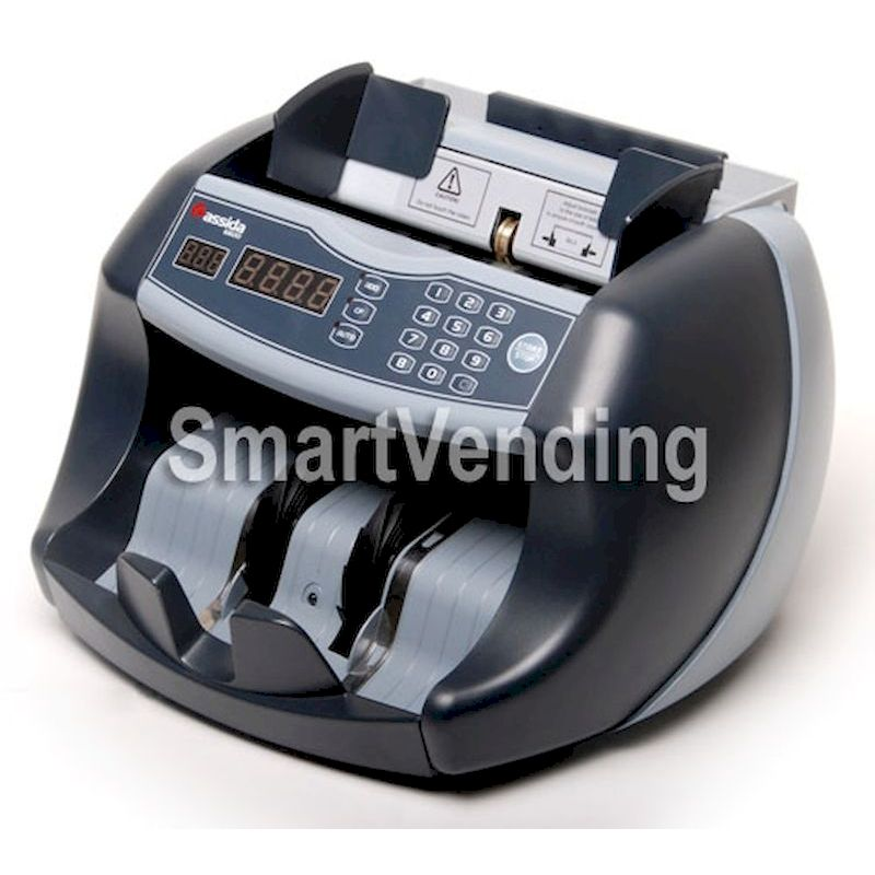 10-CA6600 - Cassida 6600 Currency Counter - 2 Models to Choose From  - FREE SHIPPING!