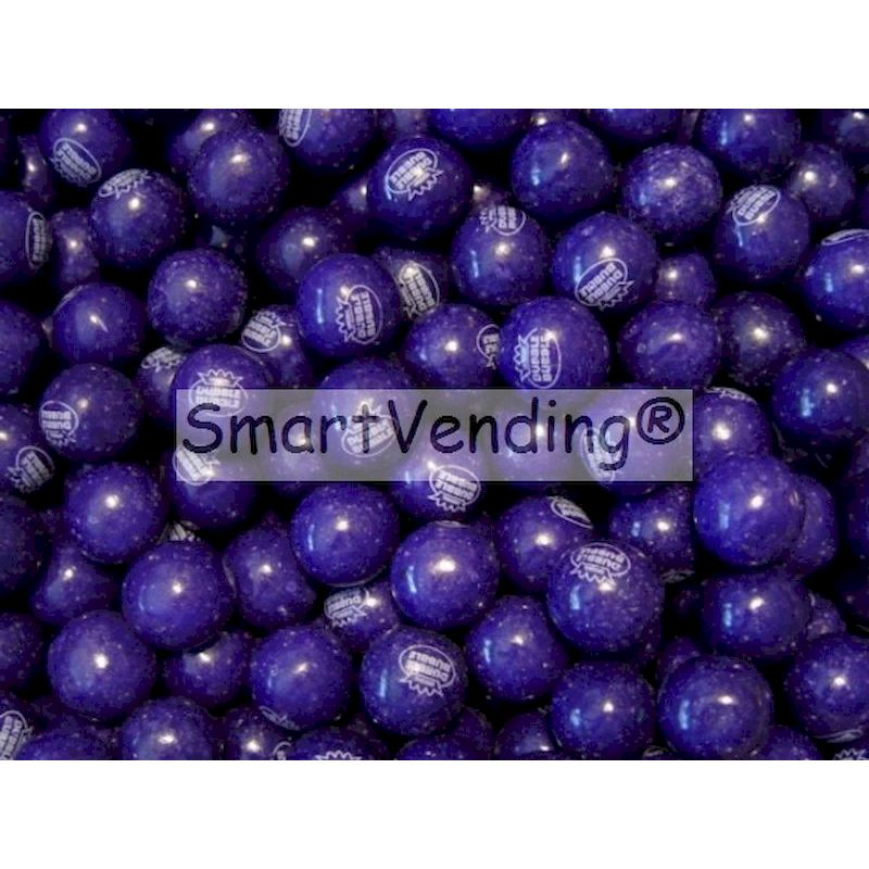 6808 - Dubble Bubble Xtreme Grape (filled) Gumballs (850 Ct.) 18.9 lbs.