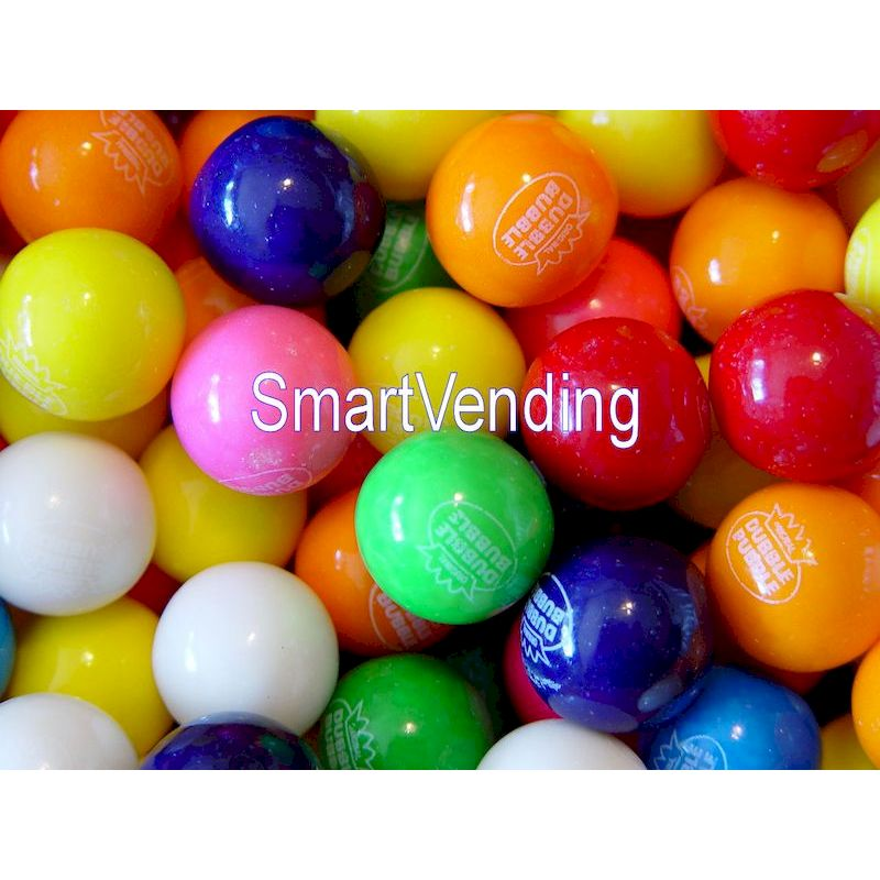 91008 - Dubble Bubble Assorted Gumballs (850 ct.)
