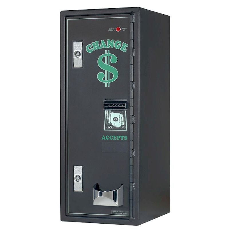 AC1002 Bill Changer - High Security