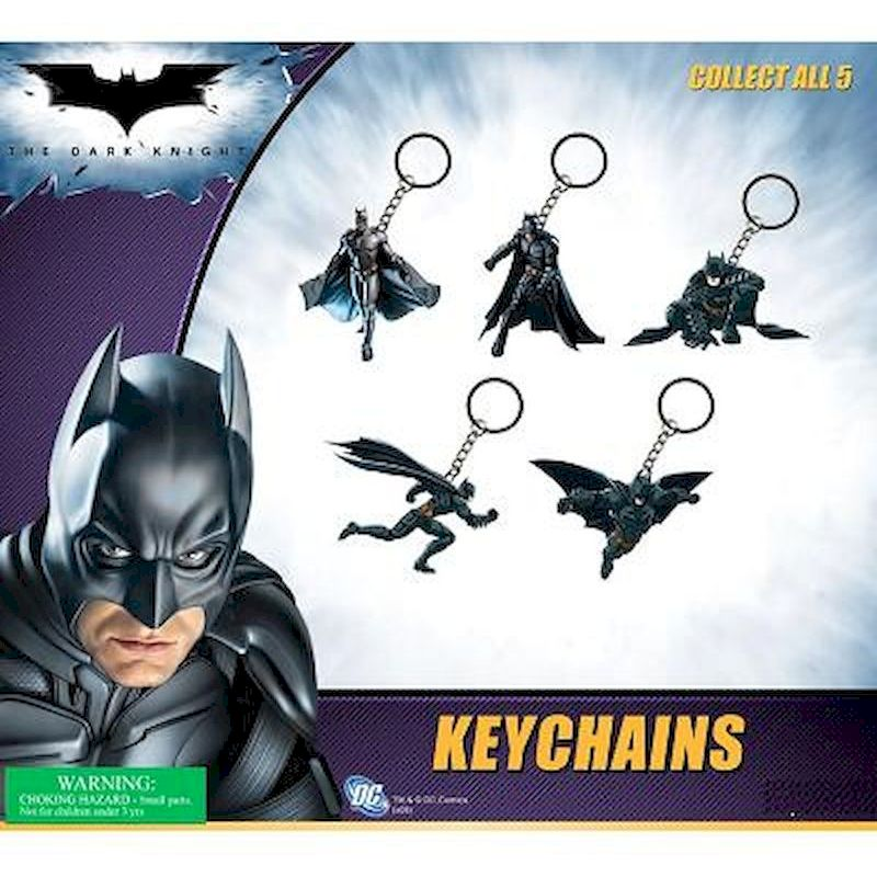 DBMKEC2-T - Vertical Display for Batman Key Chains