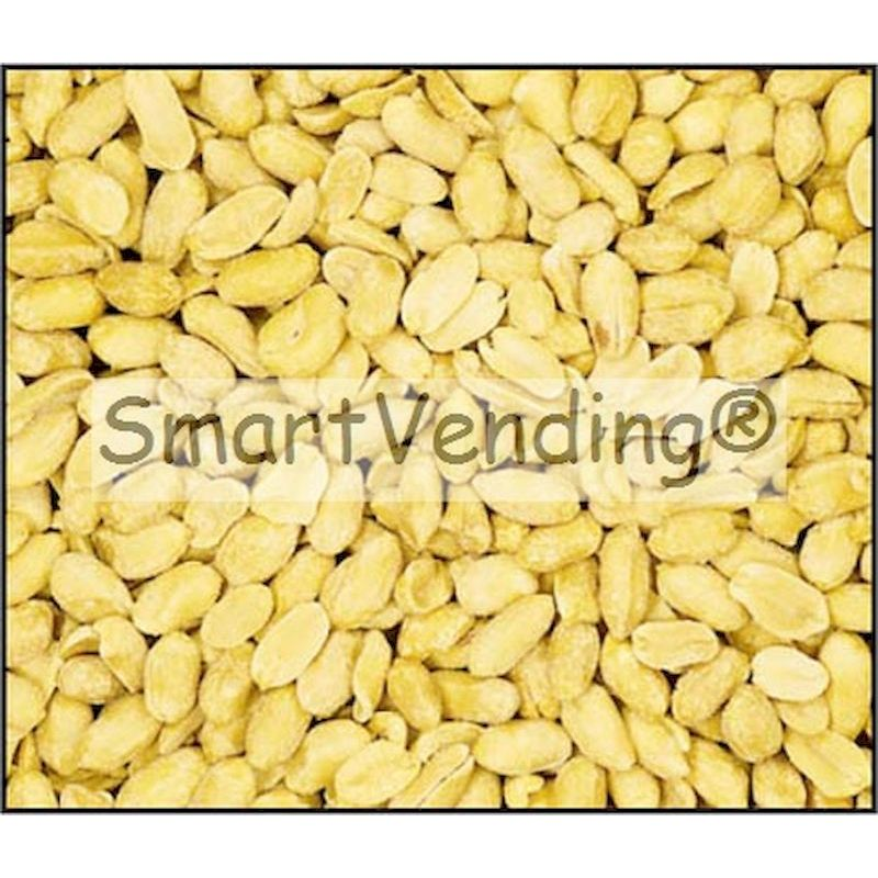BP-30 - Virginia Blanched Peanuts Roasted & salted (30 lbs.)