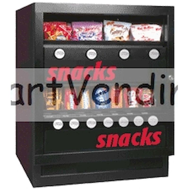 10-CA11 - Seaga 11 Select Snack Vendor - Mechanical Coin Operation