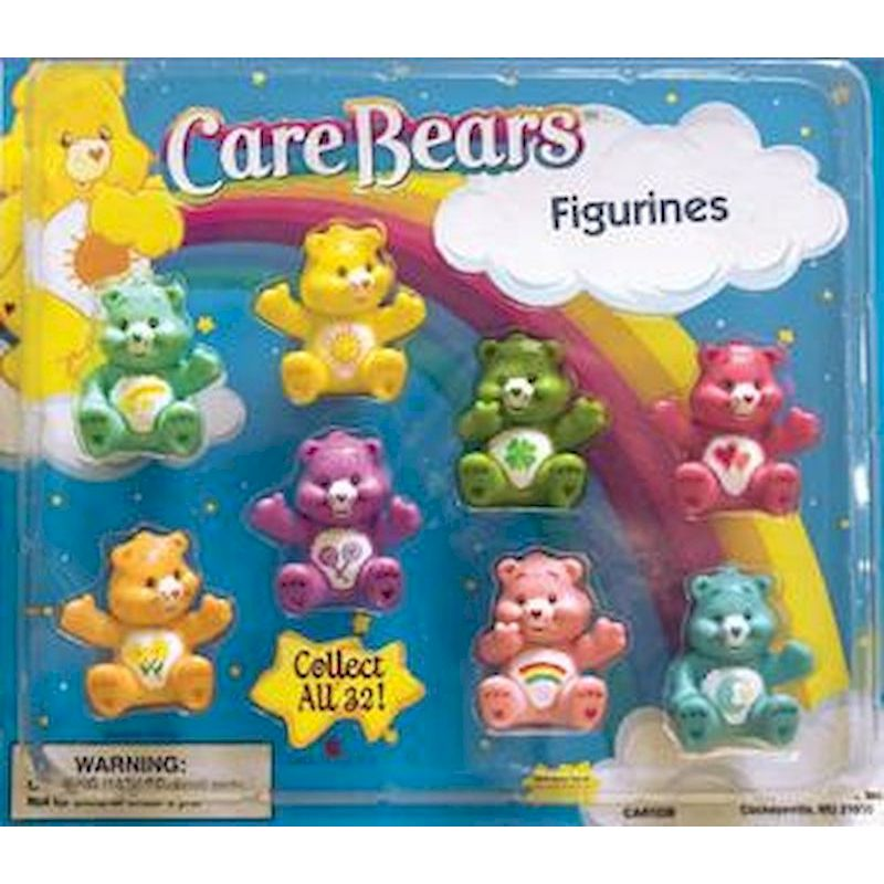 DCBFIC2A - Display for Care Bear Figures