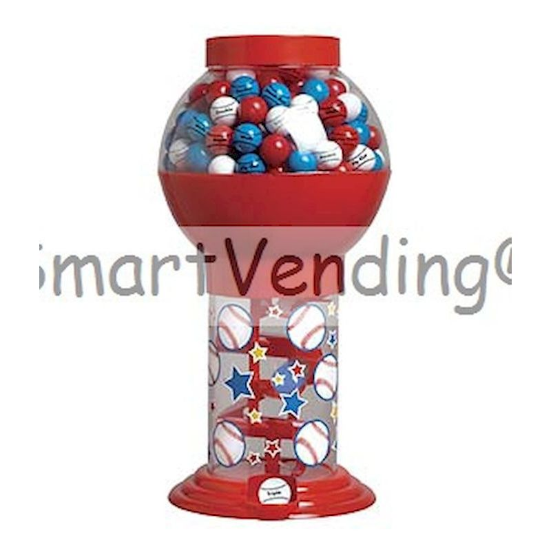 CHP-GB - Novelty Themed Gumball Machines Baseball, Football, Texas