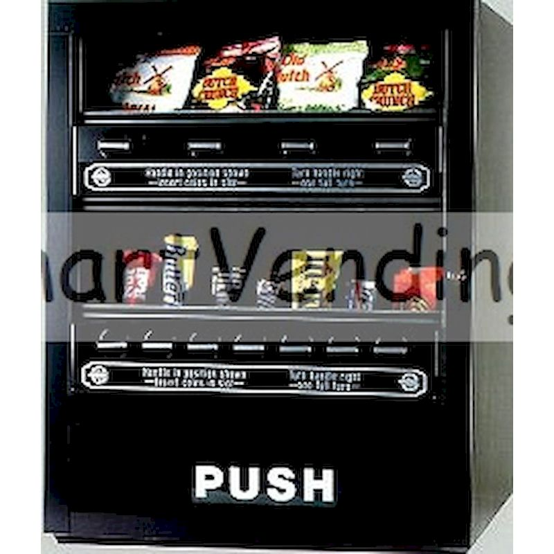 CT-250 - Heavy Duty 11 Select Snack Vendor - Mechanical Operation
