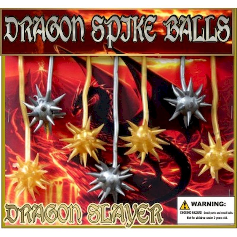 30-DRSPBLC2 - Dragon Spike Balls in 2 inch Capsules (250 ct.)