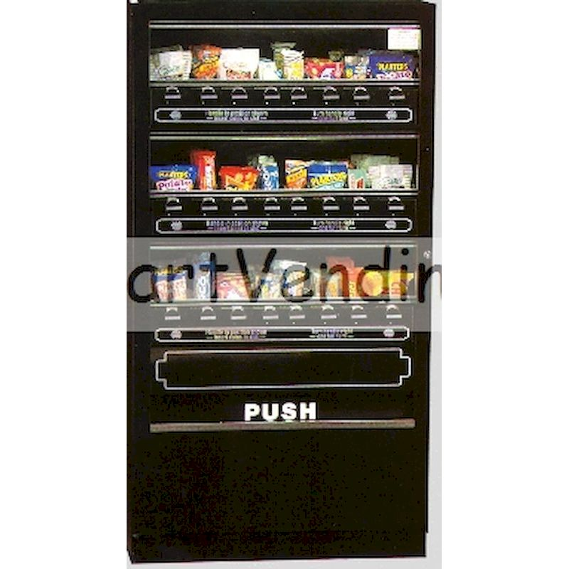 FM-1800-3 - Heavy Duty 16/24 Select Snack Vendor - Mechanical Operation