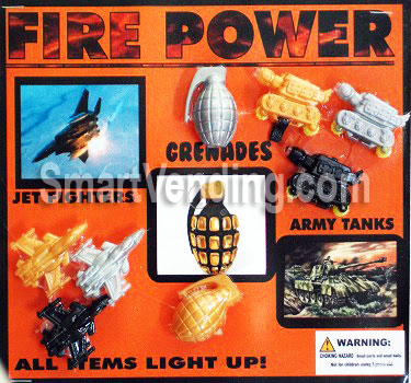 30-FIPWRC2 - Fire Power Light Up 100% in 2 inch Capsules (250 ct.)