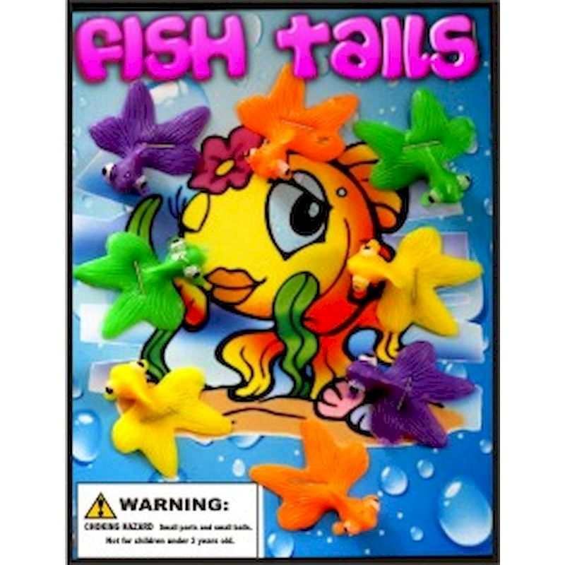 30-FSTC1 - Fish Tails in 1.1 inch Capsules (250 ct.)