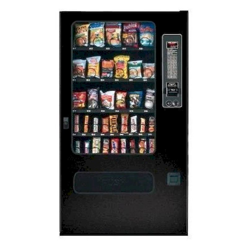 GF-35 - 35 Selection Glass Front Snack Vending Machine - ONLY $109.50 PER MONTH