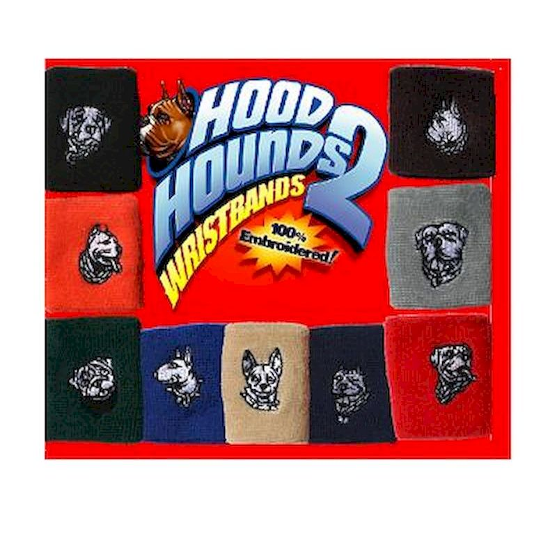 DHOWR2C2 - Display for Hood Hounds Wrist Band $1.00  Vend