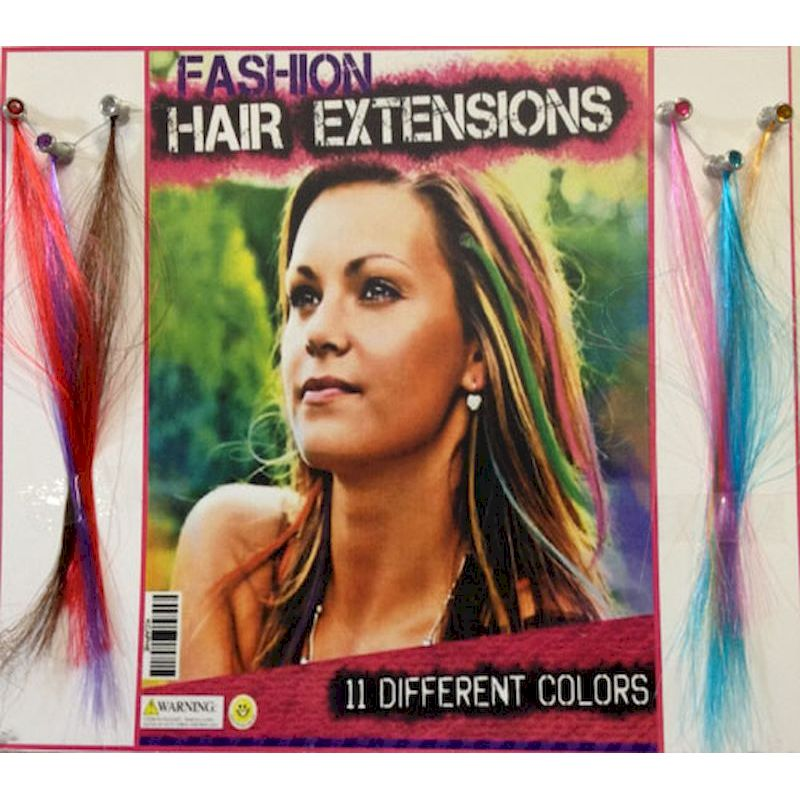 30-HREXT2C2 - Hair Extensions in 2 inch Capsules (250 ct)
