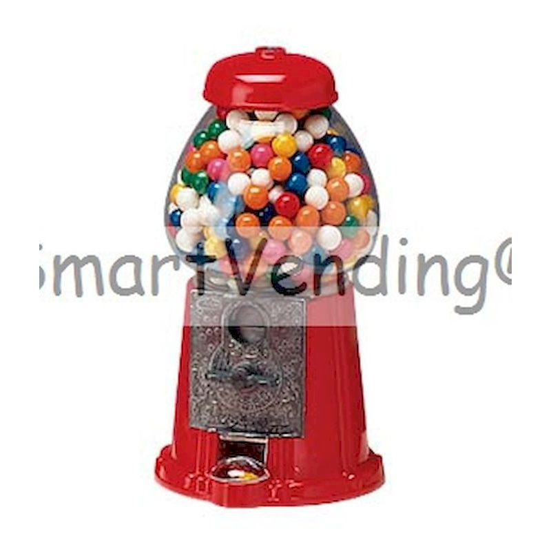 3000 - Junior Size NoveltyGumball Machine Bank