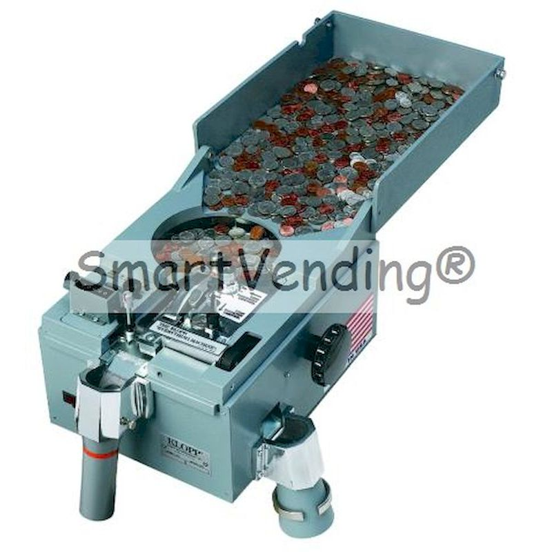 KLOPP-ET - KLOPP® Electric Combination Counter/Sorter Model ET