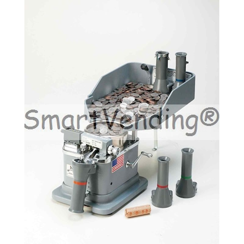 KLOPP® Coin Counter Model CM (Manual Operation)
