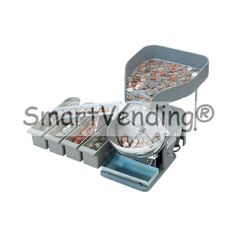 KLOPP-SE - KLOPP® Coin Sorter (Electric Operation)