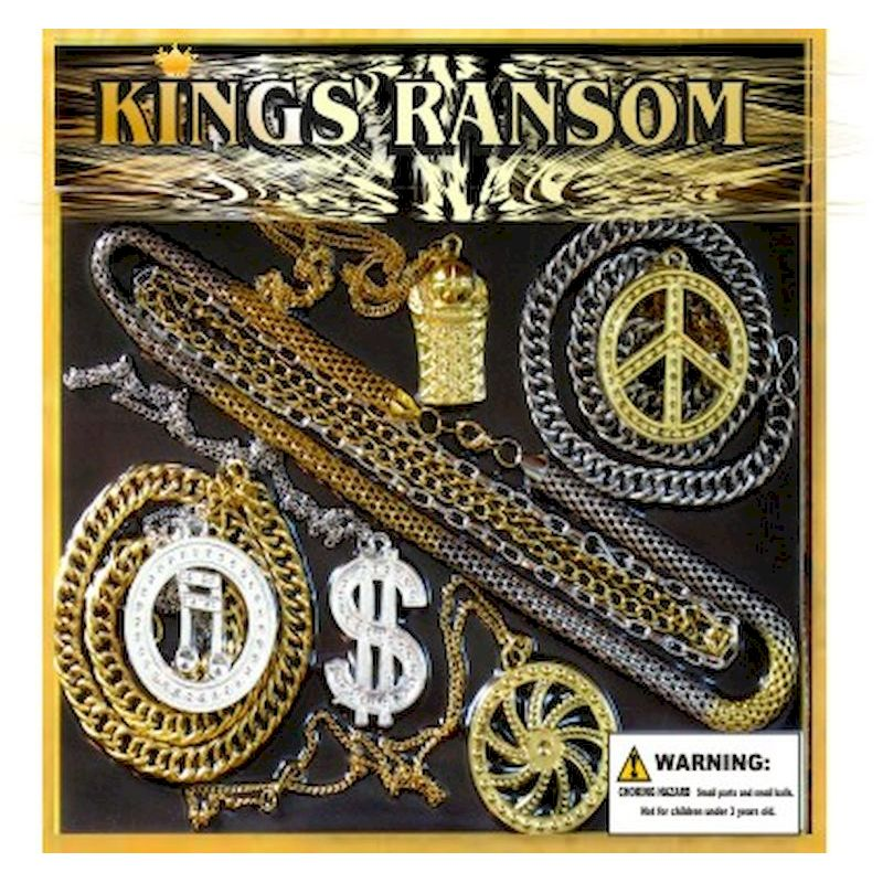 "30-KGRMC2 - King's Ransom Jewelry Mix in 2"" Capsules (250 ct.)"