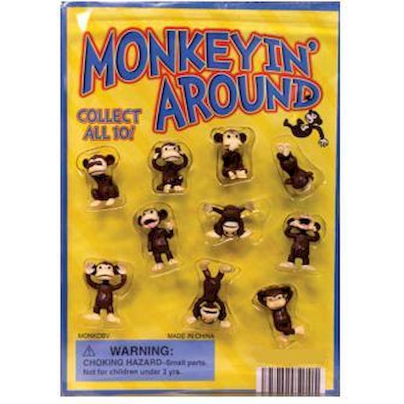 DMAFIC1 - Display for Monkeyin� Around Figures