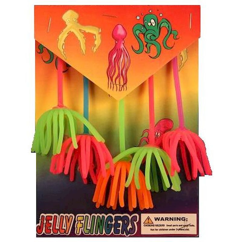 Mini Jelly Flingers in 1.1 inch Capsules (250 ct.)