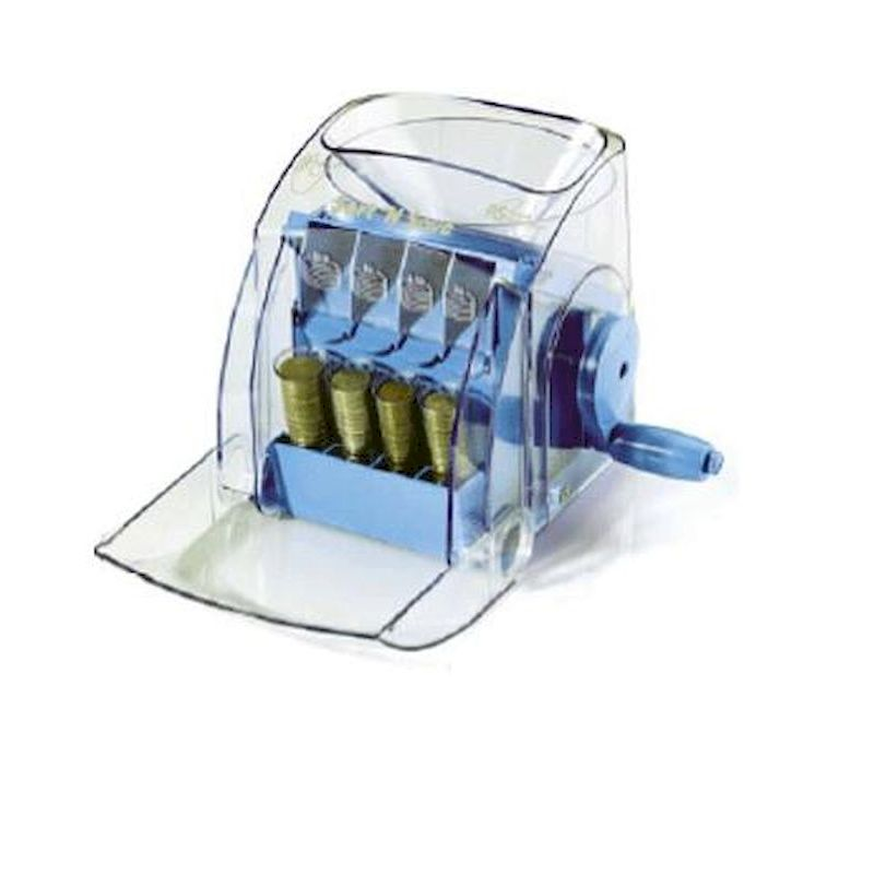 MS-1 - Sort N Save Coin Counter/Sorter/Packager Manual Operation