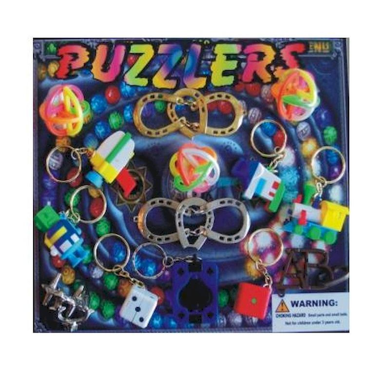 "PUMIC2 - Puzzlers Puzzlers Mix in 2"" Capsules (250 ct.)"