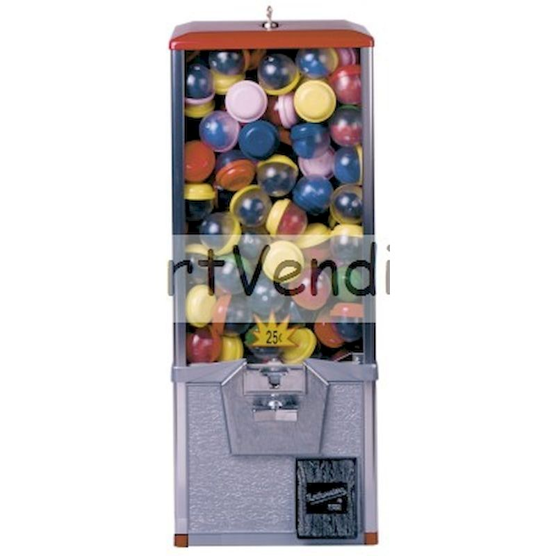 S-80 - Northwestern Super 80 Capsule Toy Vendor 25''