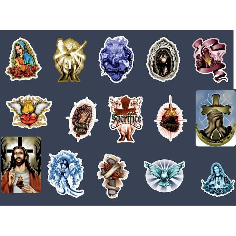 SAHST - Sacred Honor Stickers in Folders (300 ct.)