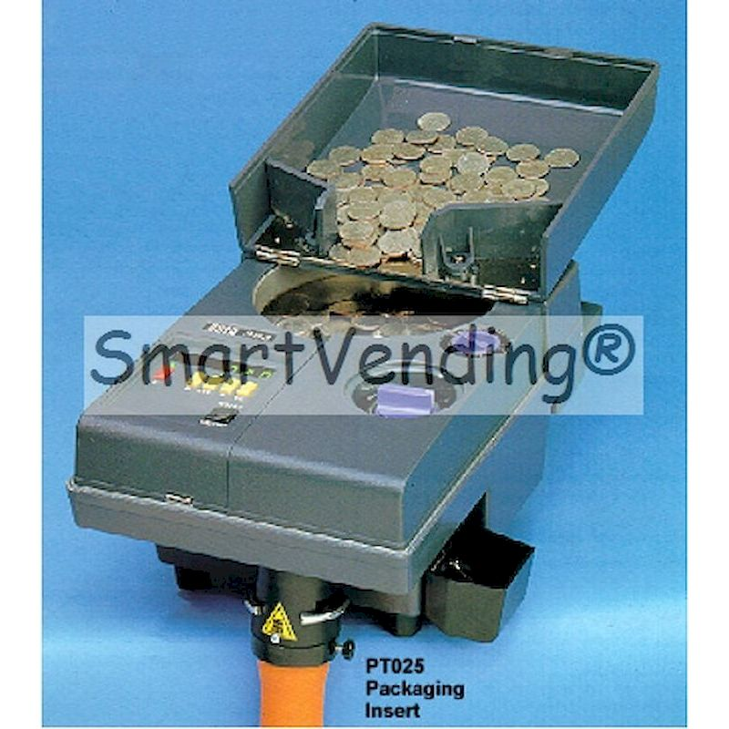 SC-303 - Scan Coin Counter/Sorter Model 303 SPECIAL PRICE FOR LIMITED TIME ONLY