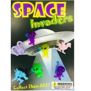 Space Invaders in 1.1 inch Capsules (250 ct.)
