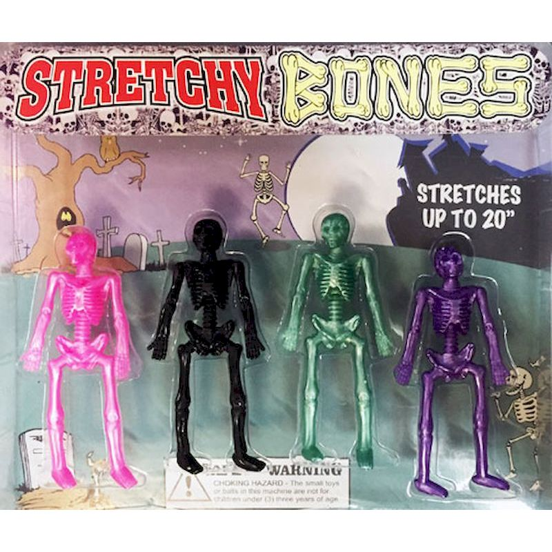 30-STBOC2 - Stretchy Bones in 2 inch Capsules (250 ct.)