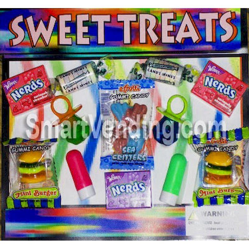 30-SWTRC2 - Sweet Treats in 2 inch Capsules (250 ct.)