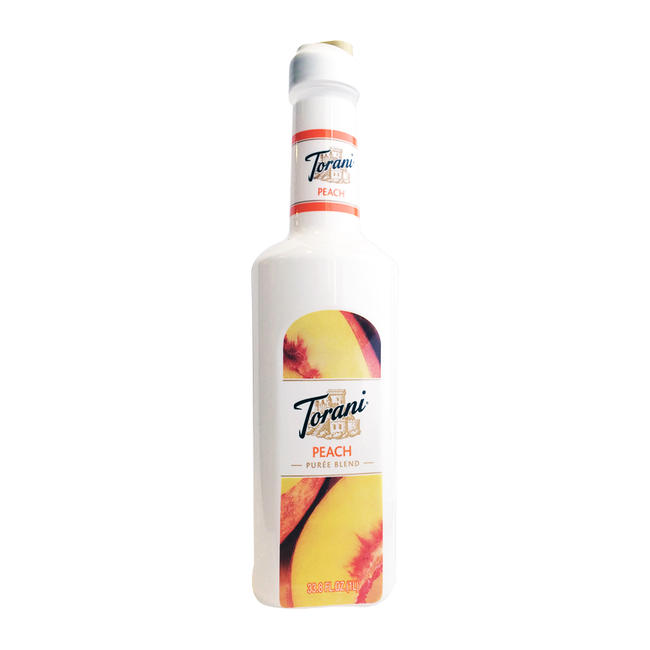 Torani Peach Puree Blend 1 lit