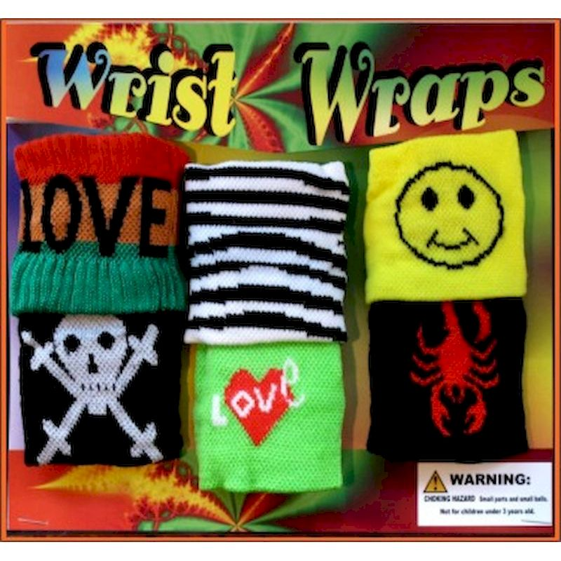 30-WRWRC2 - Wrist Wrap Bands in 2 inch Capsules (250 ct.)