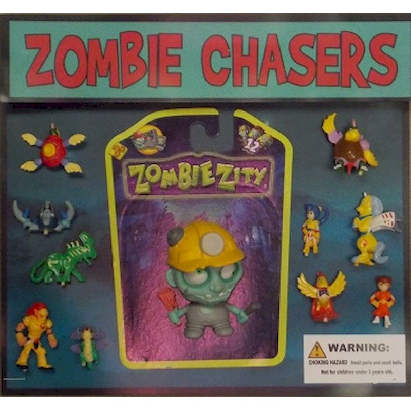 30-ZBCHC2 - Zombie Chasers in 2 inch Capsules (250 ct.)
