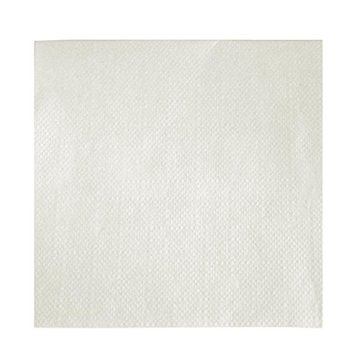 "18-BWK8317W - Boardwalk Beverage Napkins 1-Ply 9.5"" x 9"" White 4000/Carton"