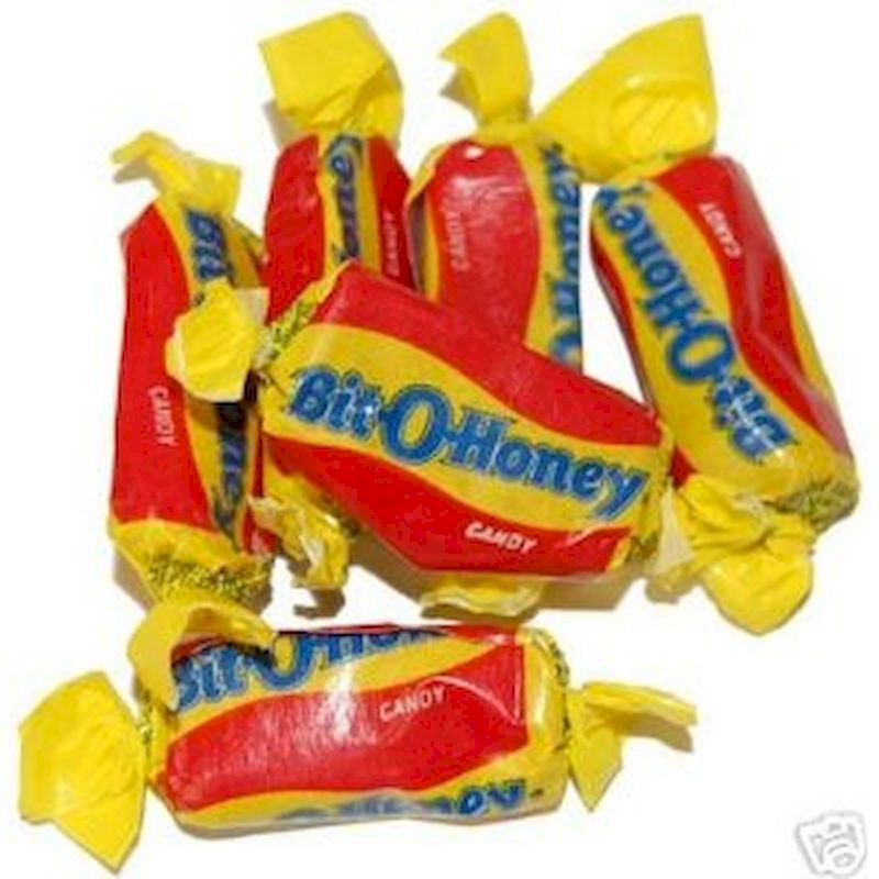 21-00509-1 - Bit-O-Honey Wrapped Bulk Candy (16 oz Bag)