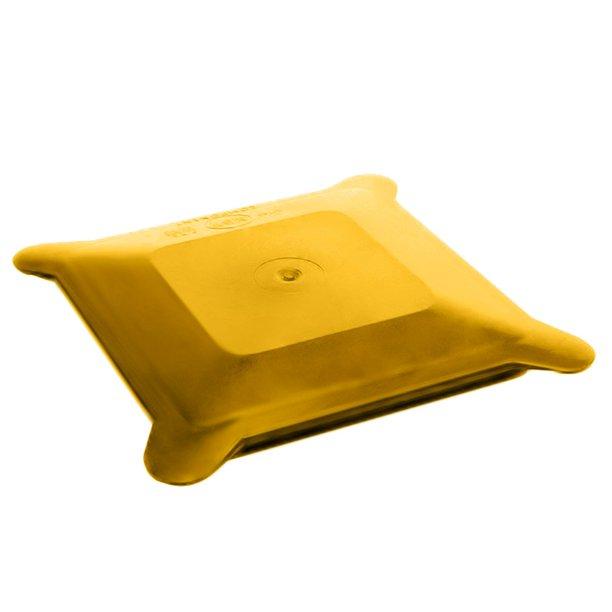 Blendtec Hard Plastic Lid YELLOW 10/case (40-209-02-SRV)