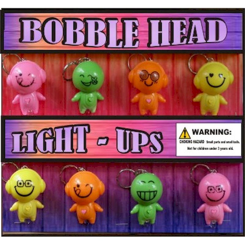 30-BHLUC2 - Bobble Head Lite Ups in 2 inch Capsules (250 ct.)