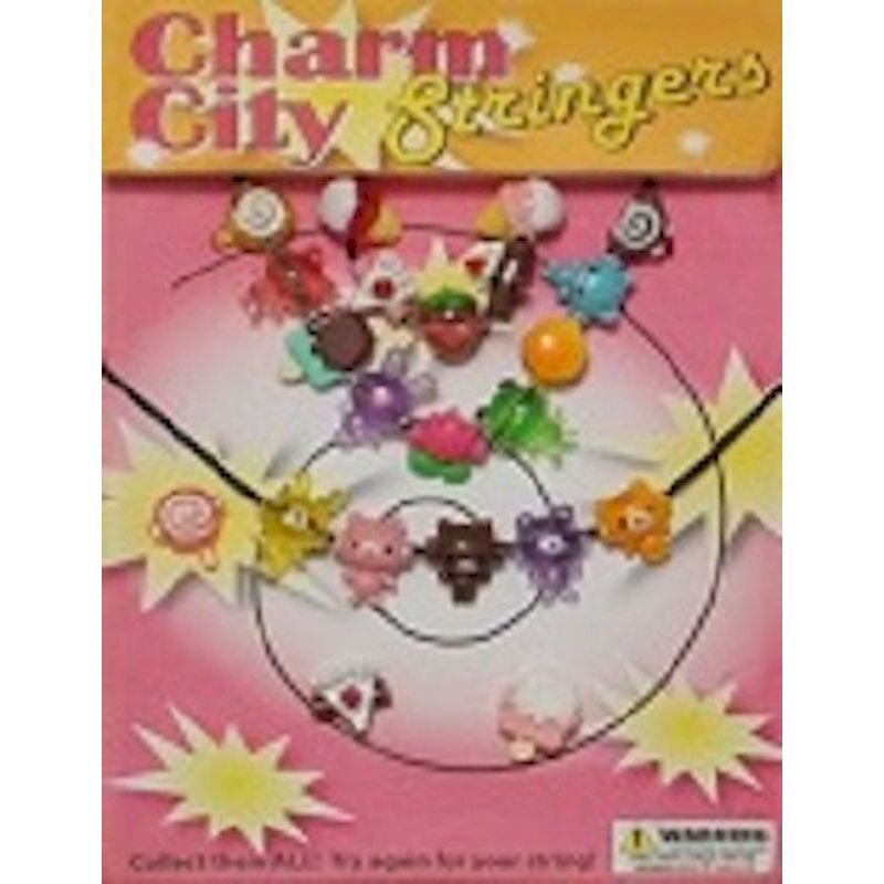 30-CHCSC1 - Charm City Stringers in 1.1 inch Capsules (250 ct.)