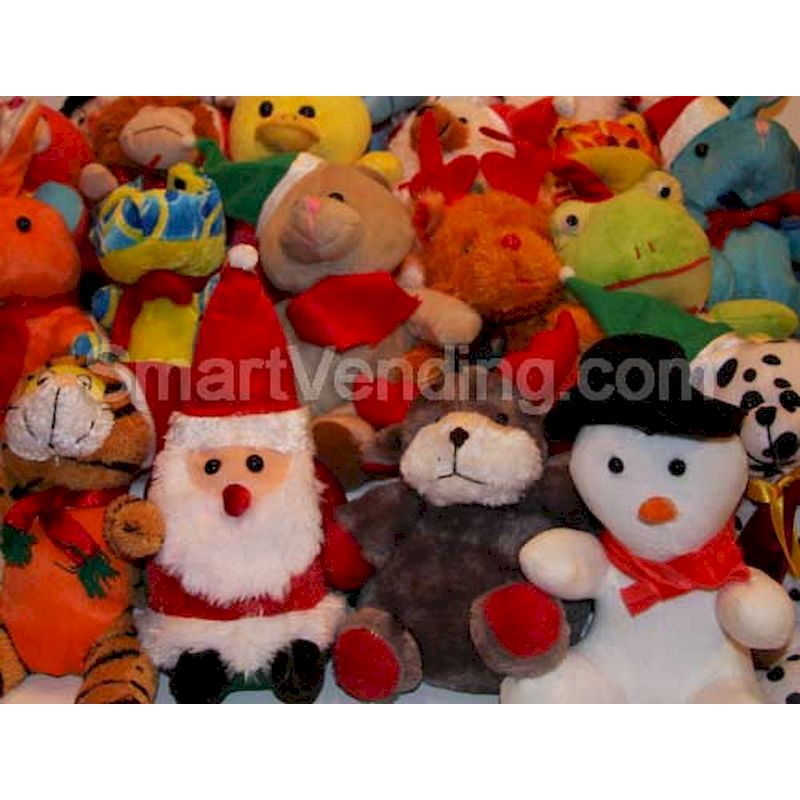 50-CHPL711-75 - Crane Christmas Plush Medium Pre-Pack (75 ct.)