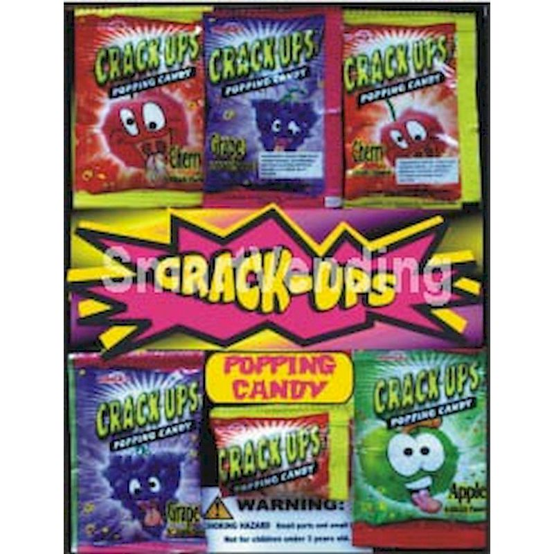 30-CRKCAC1 - Crack-Up Candy in 1.1 inch Capsules (250 ct.)