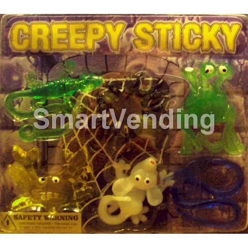 31-CRSTC2 - Live Display for Creepy Large Sticky Mix